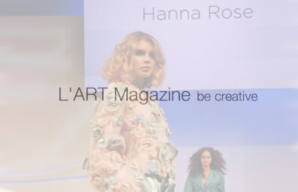 L'Art Magazine – Clothes Show Live Interview